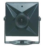 Sunvision 900tvl Hd Mini Box Spy Cctv Camera 1/3 Cmos 3.6mm Lens (45c)