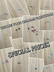 Floating-Charms-for-Memory-Locket-Necklace-Choose-your-Charms-amp-Crystals-Special