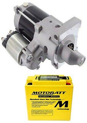 Starter For John Deere Kawasaki ATV KAF400 Mule 600 610 21163-7020 428000-3130