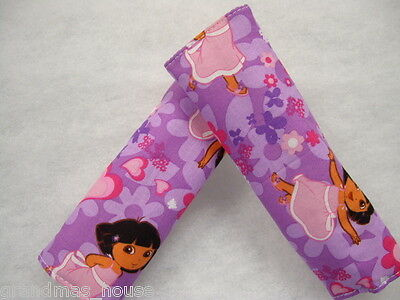 Dora Seat Belt Covers Child Car Seat Highchair Pram Perfect Gift Idea Stroller