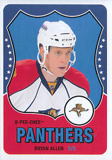 10/11 O-PEE-CHEE OPC RETRO #134 BRYAN ALLEN PANTHERS *7520
