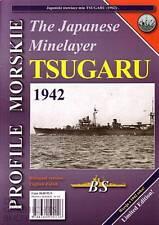 Profile Morskie 102 Japanischer Minenleger Tsugaru Schiff-Modellbau/Pläne/Fotos