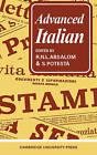 Advanced Italian by R.N.L. Absalom, S. Potesta (Paperback, 1971)