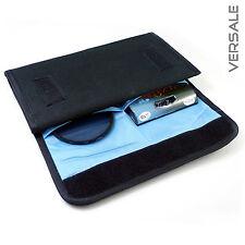 Filtertasche für 4 Filter-Etui Kamera UV CPL FLD 52mm 55mm 58mm 67mm 72mm 77mm