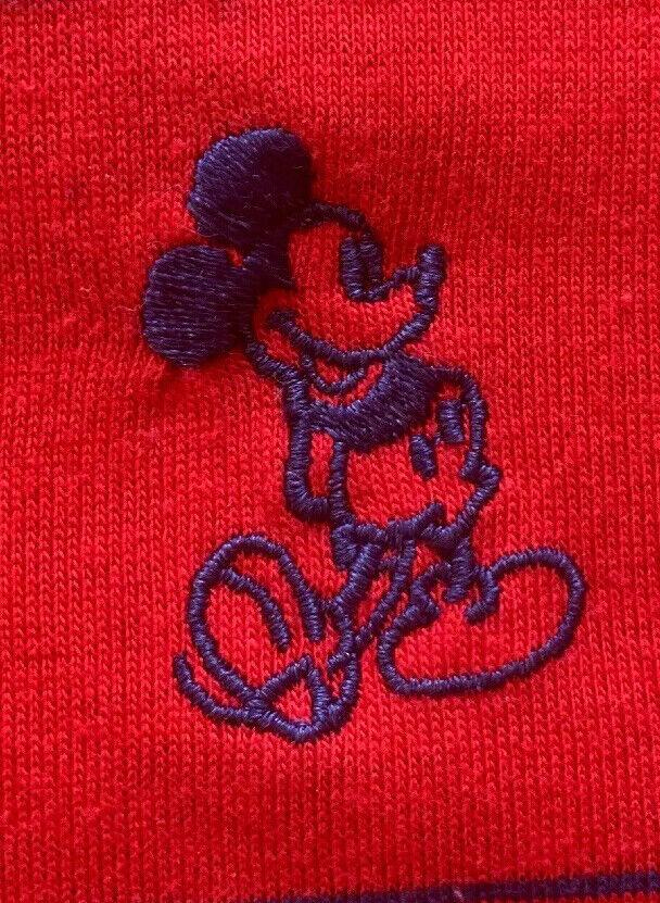 Vintage Mens M/L 80s 90s Mickey Mouse Disney Wear… - image 5