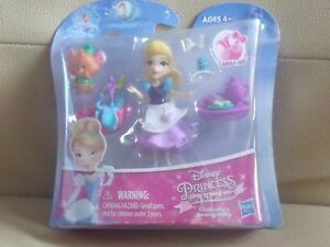 BNIP Disney Princess 3 Pack Hair Clip Extensions