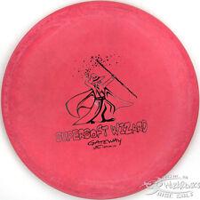 NEW Red SS WIZARD Putter 173g Gateway Disc Golf Super Soft Black Stamp FAST SHIP