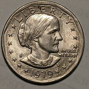 1979 d susan b anthony coin