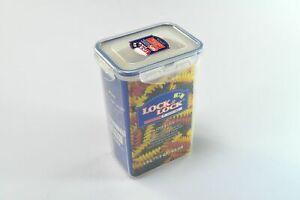 Vorratsdose Frischhaltedose rechteckig Lock&lock 1,3l Dose Vorratsgefäße Küche