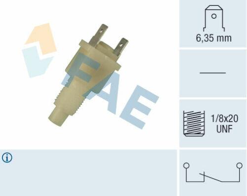 Contacteur feux stop FAE 24300 pour MINI 100 DECAPOTABLE MAESTRO 100//METRO