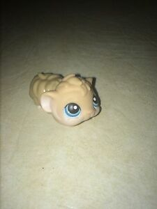Hasbro-Littlest-Pet-Shop-Hamster-Brown-Tan-Fur-1