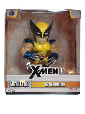 "Jada 4/"" MetalFigs X-Men Marvel Movie Wolverine Figure 31264 Metals Diecast New"
