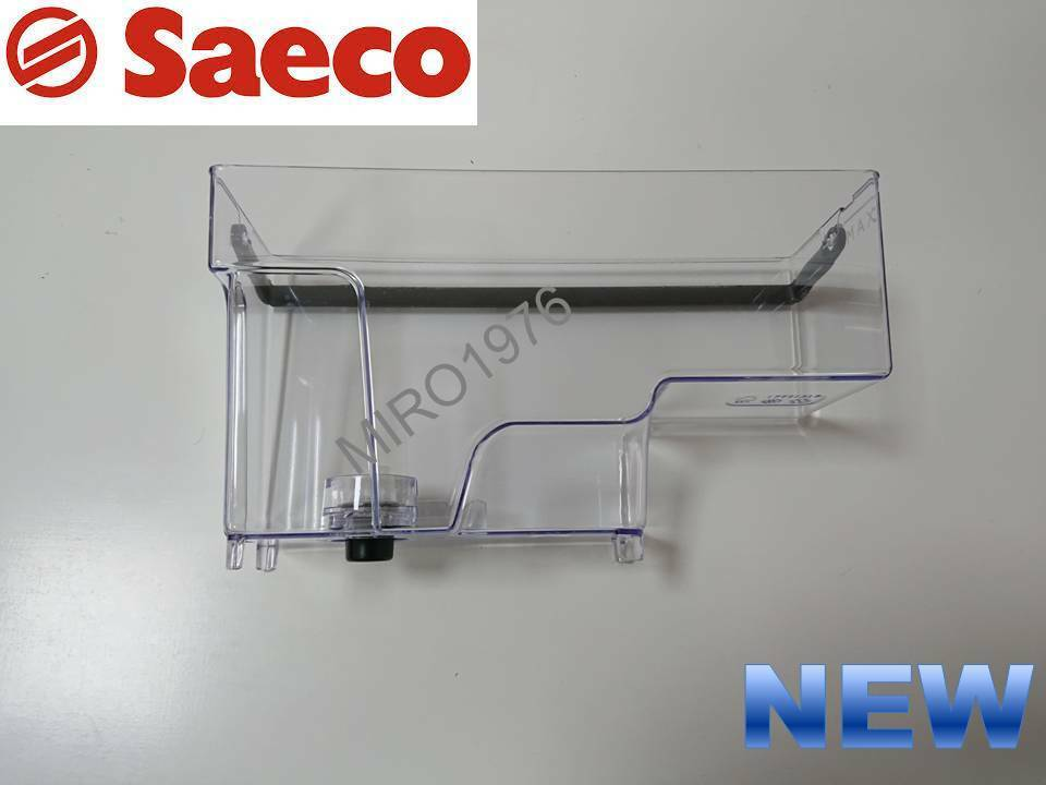 SAECO-PARTS TRANSPARENT WATER TANK ASSEMBLY FOR MINUTO