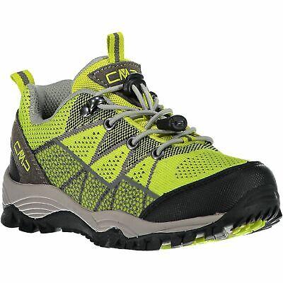 Cmp Trekking Scarpe Outdoorschuh Kids Tauri Low Trekking Shoes Wp Verde Chiaro-mostra Il Titolo Originale Le Merci Di Ogni Descrizione Sono Disponibili