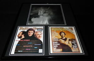 Pete-Townshend-The-Who-16x20-Framed-Rolling-Stone-Cover-Display