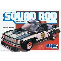 Mpc Mpc851/12 1/25 1979 Chevy Nova Squad Rod Police Car, Mpc851/12