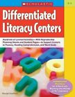 Differentiated Literacy Centers: Grades K-3 by Margo Southall (Paperback / softback, 2007)