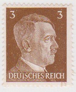 G360-1941-GERMAN-3pf-brown-Hitler-MNG-ow770