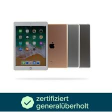 "Apple iPad 2018 / 32GB / WLAN / 9,7"" / Grau Gold Silber / MwSt. / Wie Neu"