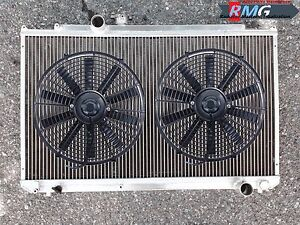 NEW RADIATOR FAN ASM WITH TURBO FITS 2005-2012 SUBARU LEGACY 2.5L 45131SA00A