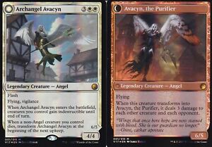 Archangel-Avacyn-Avacyn-the-Purifier-FOIL-NM-FtV-Transform-Magic-MTG