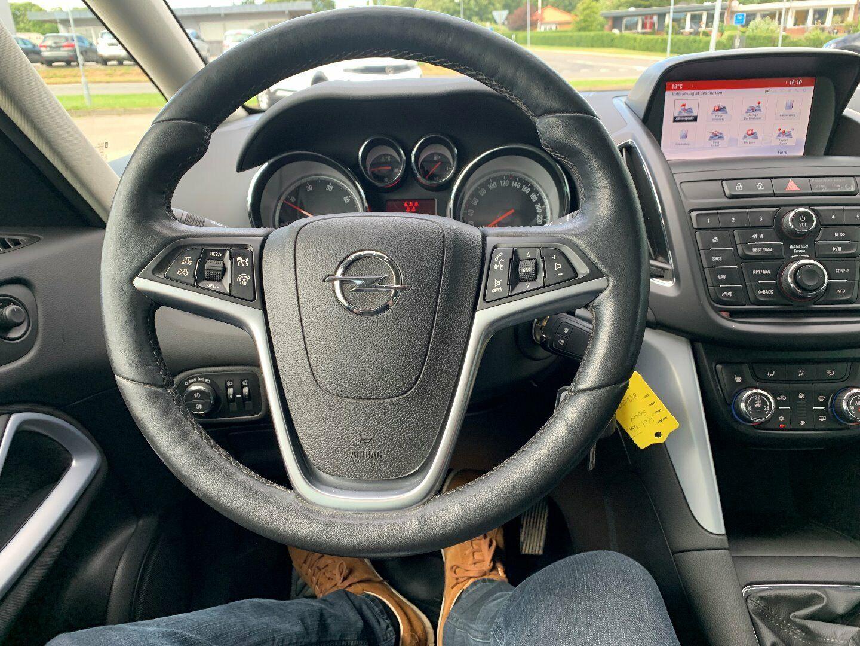 Opel Zafira Tourer 1,6 CDTi 134 Enjoy