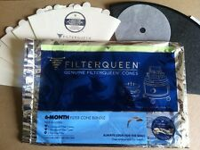 Genuine Filter Queen Majestic Vacuum Cleaner Six 6 Month Bundle with Medipure