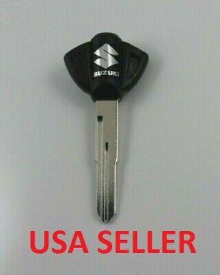JEM/&JULES 3 X Motorcycle Motorbike Blank Key for Suzuki GSXR 600 750 1000 1300 SV 650 1000 DL GSX