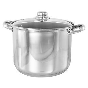 Cm Stockpot With Glass Lid