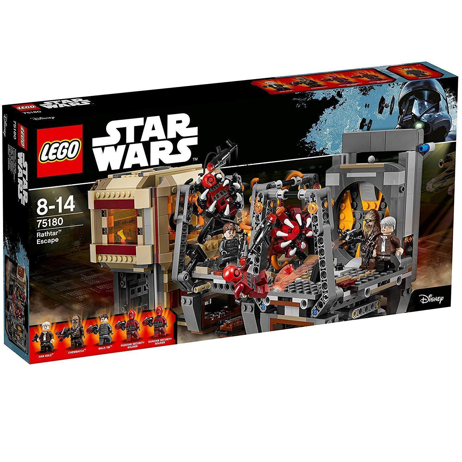 LEGO ® Star Wars ™ 75180 rathtar ™ Escape NUOVO NEW OVP MISB