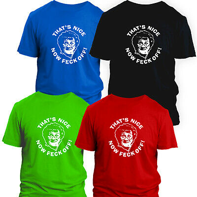 MRS BROWNS BOYS THATS NICE T Shirt Top Funny Rude Sarcastic Joke Novelty Tops..