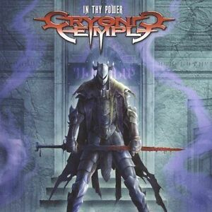 CRYONIC-TEMPLE-In-Thy-Power-CD-11-tracks-FACTORY-SEALED-NEW-2005-LMP-SPV-Germany