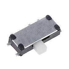5PCS 2 Position 7pins SPDT DC 50V, 0.3A Miniature Horizontal Slide Switch
