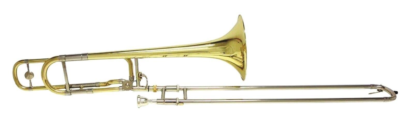 POSAUNE Bach TB-503 B PRELUDE  Bb -F QUARTPOSAUNE + Koffer TROMBONE TB503 B
