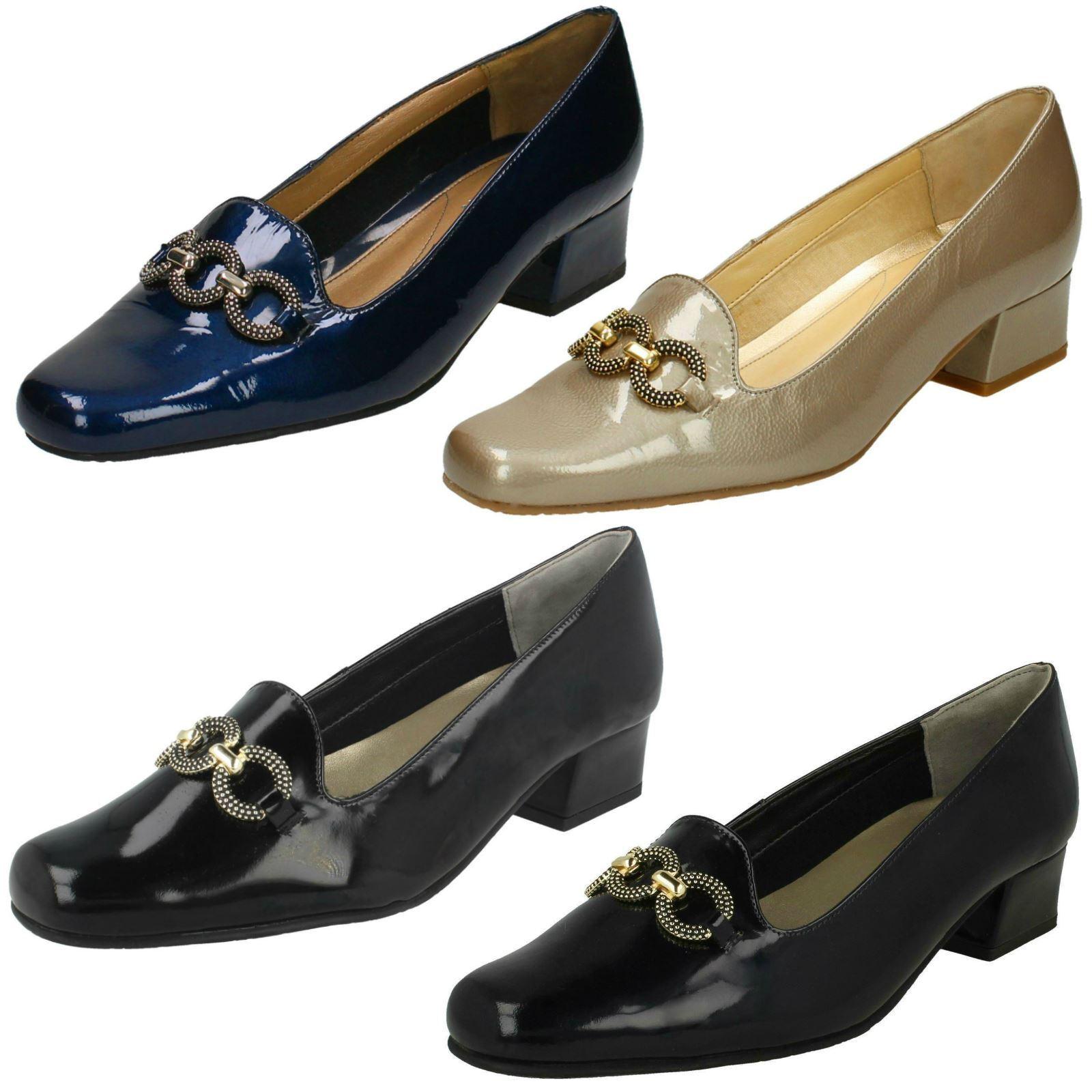 Femmes Van Dal élégant Cour Chaussures Twilight Smart