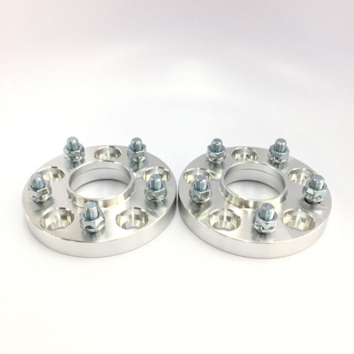 """4PCS Custom HUB CENTRIC Wheel Spacers Adapters 5x120 66.9mm20mm 0.787/"""" Thick"""