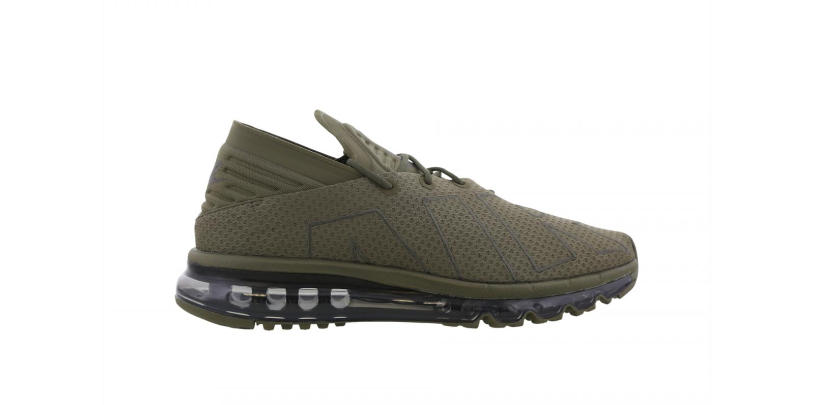 Hombre nike air max FLAIR mediano verde oliva zapatos zapatillas 942236 200 nuevos zapatos oliva para hombres y mujeres, el limitado tiempo de descuento 6ea703