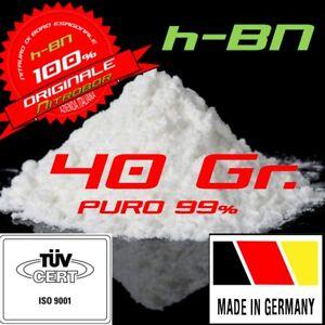 Nitruro-di-Boro-Esagonale-hBN-40-gr-trattamento-ceramico-NO-ceratec-NO-metabond
