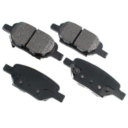 Rear Brake Pads For Saturn Ion 2005-2007 Aura 2007-2009 Premium Brakes