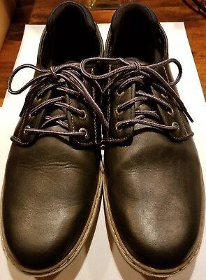 Lanson-Vernes Oxford Shoe, Black