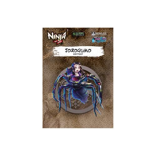 Ninja All-Stars - Jgoldgumo - Extension US77227