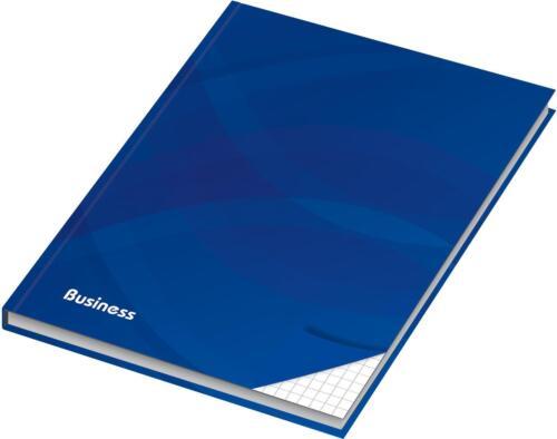 70g//m² DIN A4 Notizbuch kariert 96 Blatt Kladde