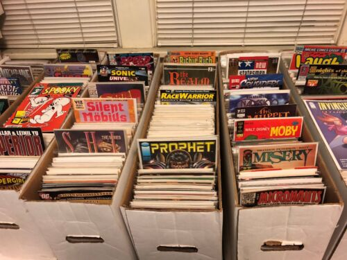 $4.00 Flat Shipping Over 1800 Independent Comic Books $1.00 Each YOU PICK