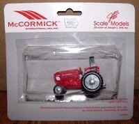 Mccormick Ih C100 Tractor 1/64 Scale Models Farm Toy 2002 Farm Progress Show