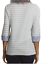 Nautica-Women-Ladies-039-Cuff-Sleeve-Top-VARIETY-SIZES-amp-COLORS thumbnail 30