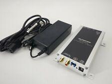 15 Watts Audio Amplifier Crestron MP-AMP 30-2 Channels