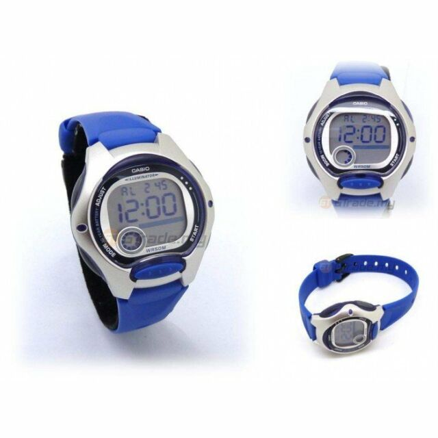 LW-200-2A Casio Children's Watches 10 Year Battery Lift 50M Led Light
