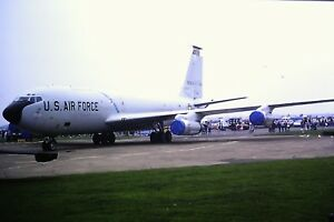 2-256-Boeing-KC-135-Stratotanker-United-States-Air-Force-Kodachrome-SLIDE