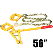 56 Chain Strainer Cattle Barn Farm Fence Stretcher Tensioner Repair Barbed Wire
