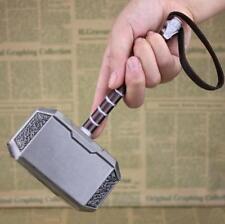 New Avengers Thor Hammer 1:2 Adult Replica Prop Mjolnir Model Cosplay Bday Gift